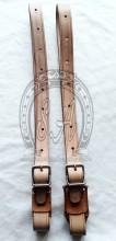 Loros (Linha Semi Profissional) em couro de búfalo laminado.